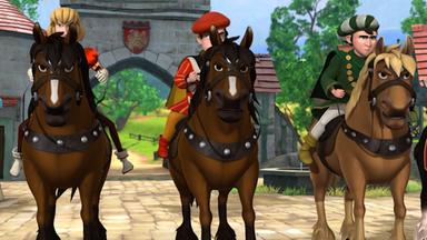 Robin Hood - Schlitzohr Von Sherwood - Robin Hood: Das Pferderennen