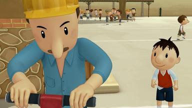 Der Kleine Nick - Der Kleine Nick: Der Bauarbeiter
