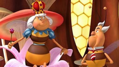 Die Biene Maja: Abenteuer Auf Der Klatschmohnwiese - Die Biene Maja: Die Bienen Streiken