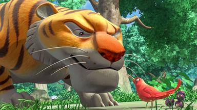 Das Dschungelbuch - Das Dschungelbuch: Super-darsi