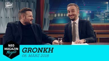 Neo Magazin Royale - Neo Magazin Royale Mit Jan Böhmermann Vom 8. März 2018