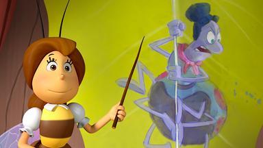 Die Biene Maja: Abenteuer Auf Der Klatschmohnwiese - Die Biene Maja: Die Vergessliche Jägerin