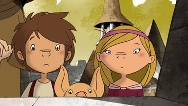 Der Kleine Ritter Trenk - Der Kleine Ritter Trenk: Drachenfeuer