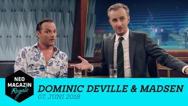 Neo Magazin Royale - Neo Magazin Royale Mit Jan Böhmermann Vom 7. Juni 2018