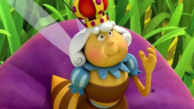 Die Biene Maja: Abenteuer Auf Der Klatschmohnwiese - Die Biene Maja: Eine Königliche Pause