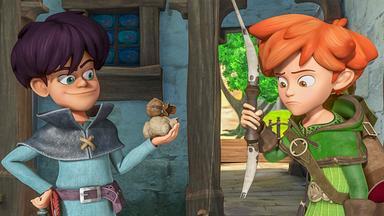 Robin Hood - Schlitzohr Von Sherwood - Robin Hood: Der Gangsterboss
