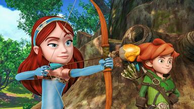 Robin Hood - Schlitzohr Von Sherwood - Robin Hood: Der Magische Pfeil
