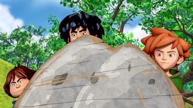 Robin Hood - Schlitzohr Von Sherwood - Robin Hood: Kugelhagel