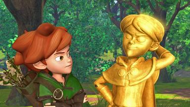 Robin Hood - Schlitzohr Von Sherwood - Robin Hood: Die Prinzenstatue