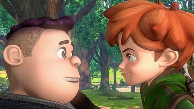 Robin Hood - Schlitzohr Von Sherwood - Robin Hood: Der Spion