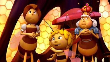 Die Biene Maja: Abenteuer Auf Der Klatschmohnwiese - Die Biene Maja: Willi Zieht Aus