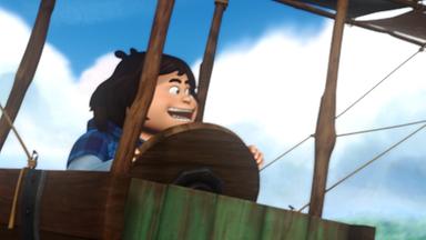 Robin Hood - Schlitzohr Von Sherwood - Robin Hood: Die Flugmaschine