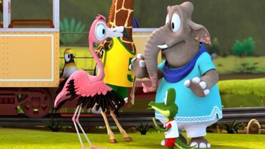 Zacki Und Die Zoobande - Zacki Und Die Zoobande: Das Dschungelteam