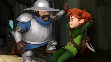 Robin Hood - Schlitzohr Von Sherwood - Robin Hood: Die Neuen Sheriffs
