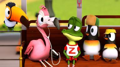 Zacki Und Die Zoobande - Zacki Und Die Zoobande: Das Bergunglück