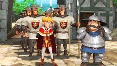Robin Hood - Schlitzohr Von Sherwood - Robin Hood: Gefangen