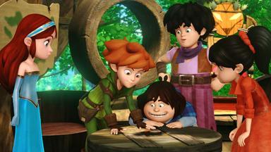 Robin Hood - Schlitzohr Von Sherwood - Robin Hood: Königspost