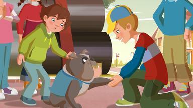 Wir Kinder Aus Dem Möwenweg - Wir Kinder Aus Dem Möwenweg: Wir Zähmen Einen Hund