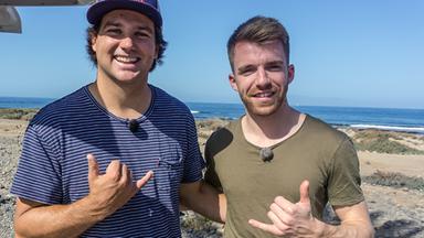 Zdftivi: Die Sportmacher - Windsurfen, Beachvolleyball Und Hip-hop