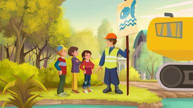 Wir Kinder Aus Dem Möwenweg - Wir Kinder Aus Dem Möwenweg: Wir Retten Einen Teich