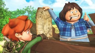 Robin Hood - Schlitzohr Von Sherwood - Robin Hood: Die Windmühle