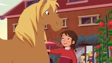 Wir Kinder Aus Dem Möwenweg - Wir Kinder Aus Dem Möwenweg: Wir Wünschen Uns Ein Pferd