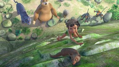 Das Dschungelbuch - Das Dschungelbuch: Mensch, Mogli!