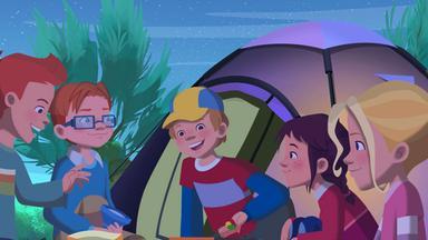 Wir Kinder Aus Dem Möwenweg - Wir Kinder Aus Dem Möwenweg: Wir Zelten Im Garten