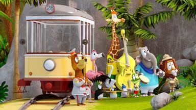 Zacki Und Die Zoobande - Zacki Und Die Zoobande: Das Geburtstagslied