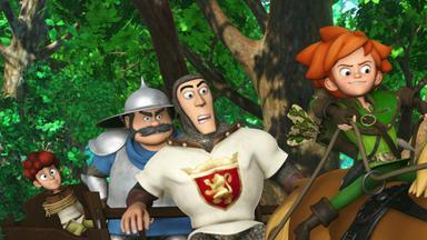 Robin Hood - Schlitzohr Von Sherwood - Robin Hood: Falscher Verdacht