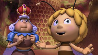 Die Biene Maja: Abenteuer Auf Der Klatschmohnwiese - Die Biene Maja: Die Sonnenfinsternis