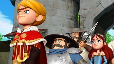 Robin Hood - Schlitzohr Von Sherwood - Robin Hood: Held Prinz John