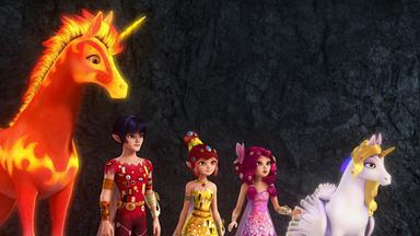 Mia And Me: Abenteuer In Centopia - Mia And Me: Die Feuerblume