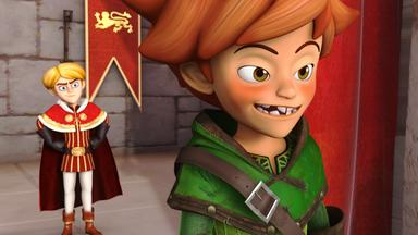 Robin Hood - Schlitzohr Von Sherwood - Robin Hood: Der Doppelgänger