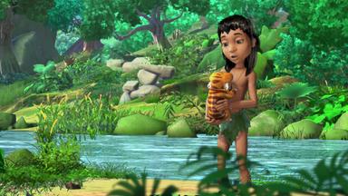 Das Dschungelbuch - Das Dschungelbuch: Chota, Das Tigerjunge