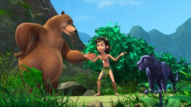 Das Dschungelbuch - Das Dschungelbuch: Moglis Geist