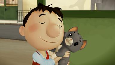 Der Kleine Nick - Der Kleine Nick: Bonbon, Das Kätzchen
