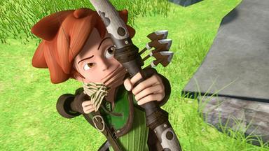 Robin Hood - Schlitzohr Von Sherwood - Robin Hood: Die Jagd Nach Dem Schatz