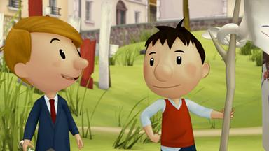 Der Kleine Nick - Der Kleine Nick: Ritterspiele