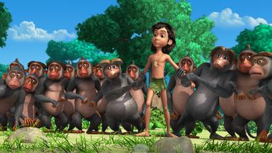 Das Dschungelbuch - Das Dschungelbuch: Heimatlose Affen