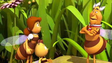 Die Biene Maja: Abenteuer Auf Der Klatschmohnwiese - Die Biene Maja: Richter Bienenwachs