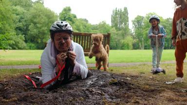 Wuffel, Der Wunderhund - Wuffel, Der Wunderhund: Ausflug In Den Park