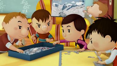 Der Kleine Nick - Der Kleine Nick: Das Puzzle
