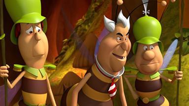 Die Biene Maja: Abenteuer Auf Der Klatschmohnwiese - Die Biene Maja: Richter Bienenwachs Unter Verdacht