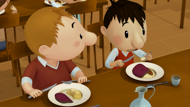 Der Kleine Nick - Der Kleine Nick: In Der Schulkantine
