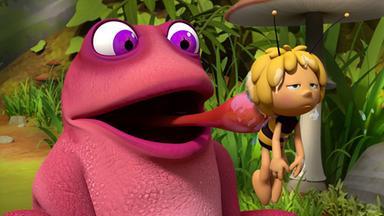 Die Biene Maja: Abenteuer Auf Der Klatschmohnwiese - Die Biene Maja: Rosalie