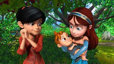 Robin Hood - Schlitzohr Von Sherwood - Robin Hood: Baby Hood