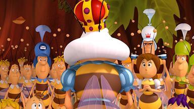 Die Biene Maja: Abenteuer Auf Der Klatschmohnwiese - Die Biene Maja: Das Schattenmonster