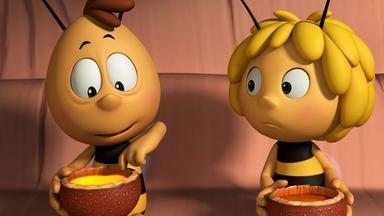 Die Biene Maja: Abenteuer Auf Der Klatschmohnwiese - Die Biene Maja: Der Honigmampf