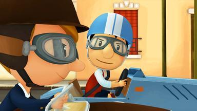 Der Kleine Nick - Der Kleine Nick: Das Seifenkistenrennen